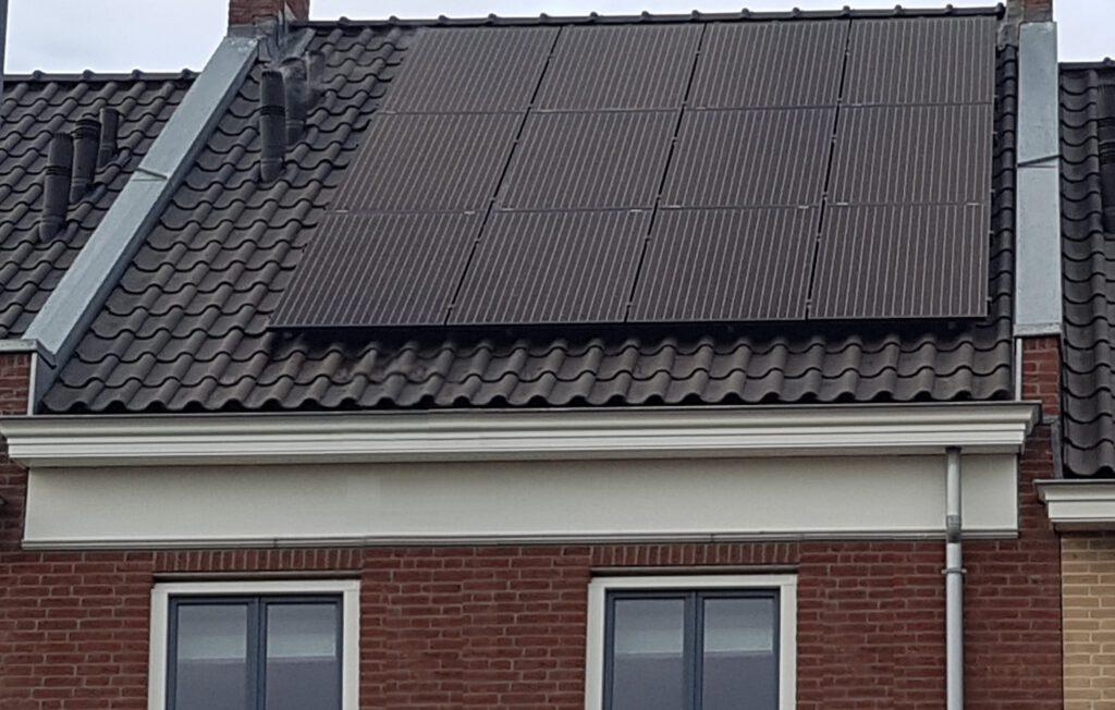 zonnepanelen hoofddorp