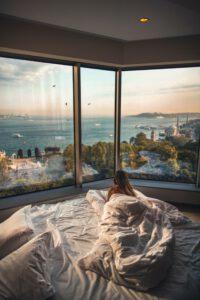 Geef je huis een luxe uitstraling met gehard glas